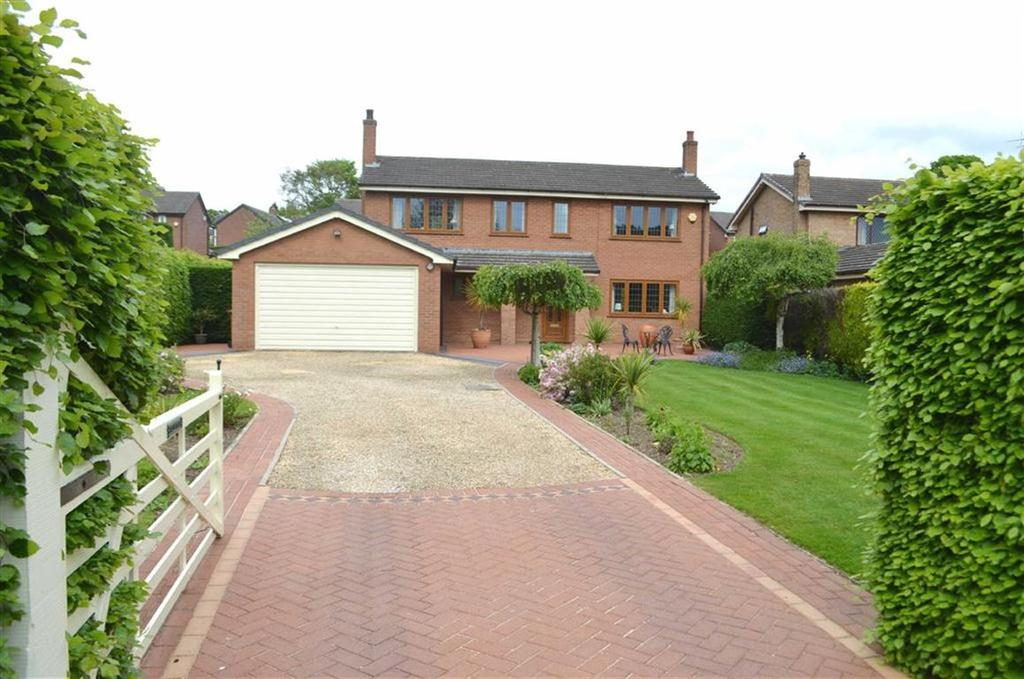 4 Bedrooms Detached House for sale in Stryt Isa, Hope, Flintshire, Hope