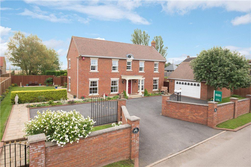 5 Bedrooms Detached House for sale in Flitton Road, Pulloxhill, Bedford, Bedfordshire