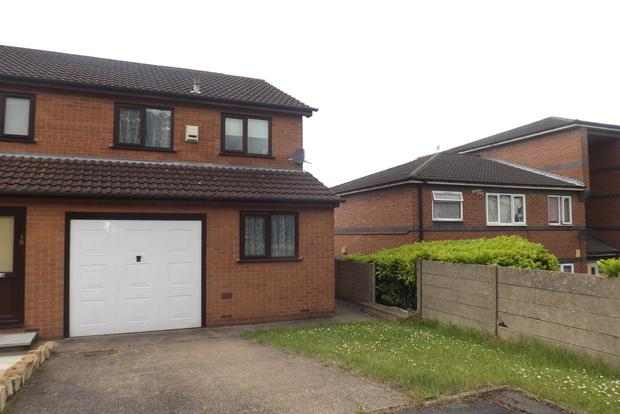 2 Bedrooms End Of Terrace House for sale in St. Augustines Close, New Basford, Nottingham, NG7