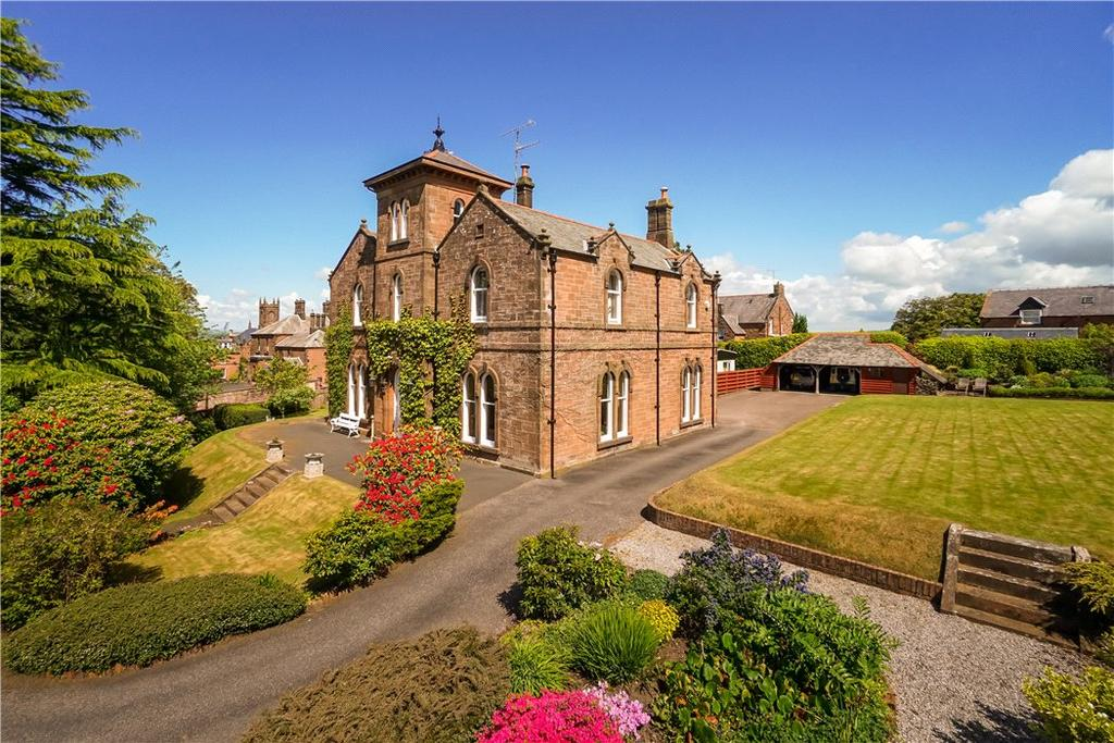 5 Bedrooms Detached House for sale in Hill Street, Dumfries, Dumfries and Galloway, DG2