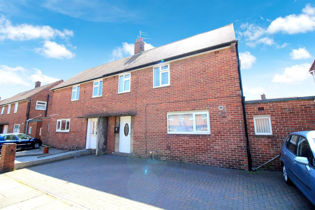 3 Bedrooms Semi Detached House for sale in Whitehouse Lane, North Shields