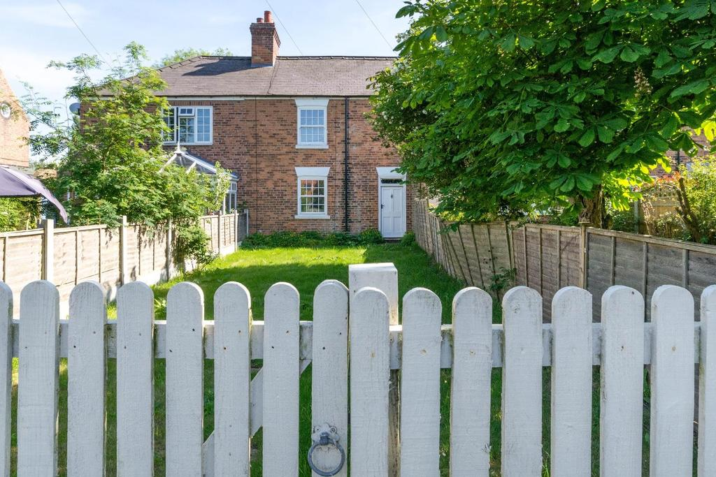 2 Bedrooms Terraced House for sale in Swale View, Myton On Swale, York
