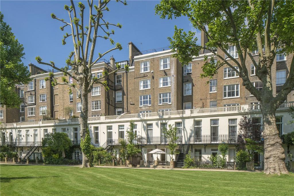 3 Bedrooms Flat for sale in Warrington Crescent, Maida Vale, London, W9