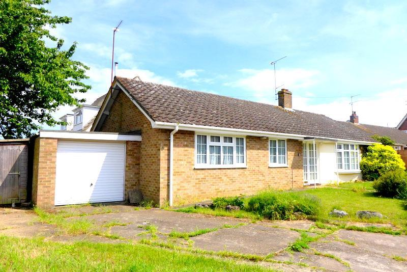 3 Bedrooms Detached Bungalow for sale in Cromwell Avenue, Beccles, NR34