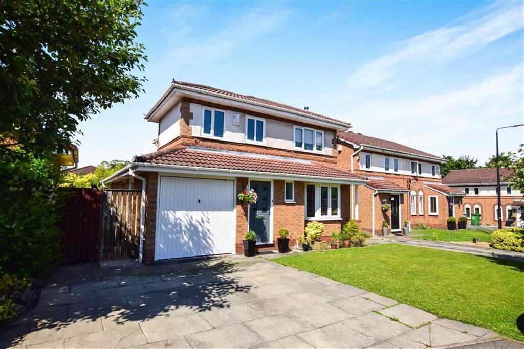 3 Bedrooms Detached House for sale in Buckthorn Close, Timperley, Cheshire, WA15