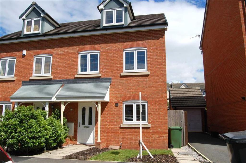 3 Bedrooms Semi Detached House for sale in Jacks Wood Avenue, Ellesmere Port
