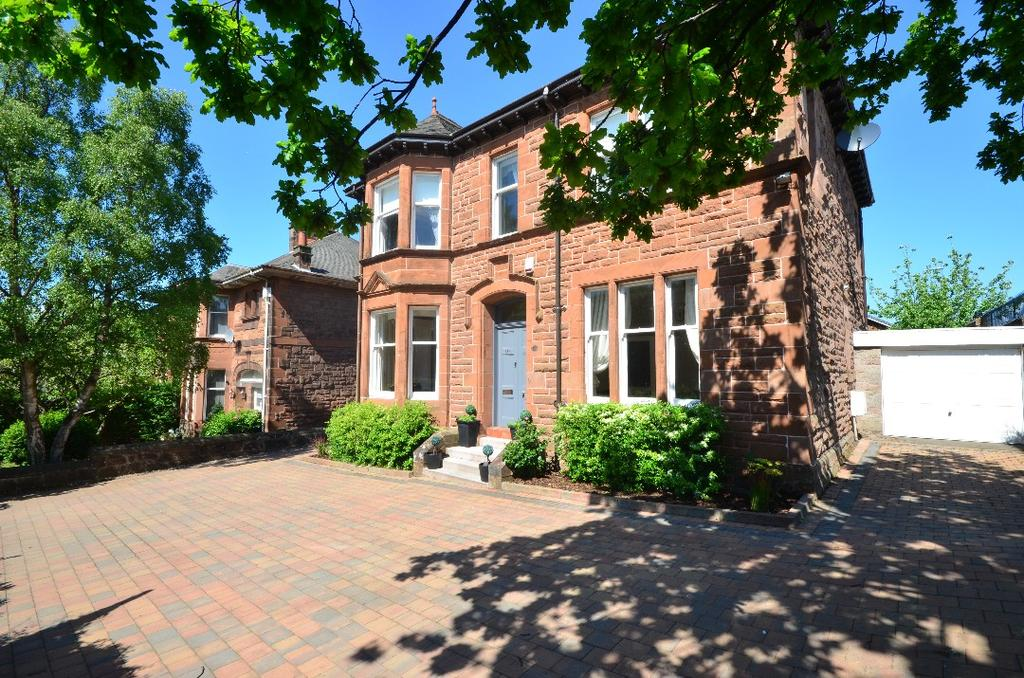 4 Bedrooms Detached House for sale in Hamilton Road, Motherwell, North lanarkshire, ML1 3DW