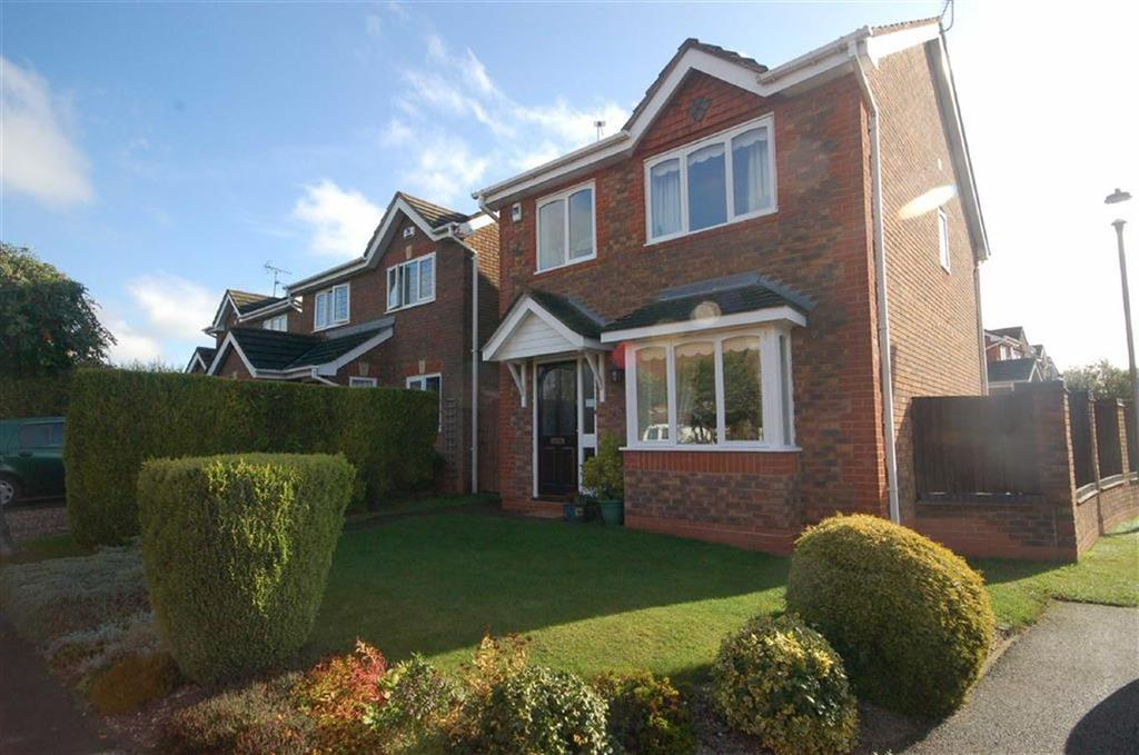 3 Bedrooms Detached House for sale in Glenridding Close, West Bridgford