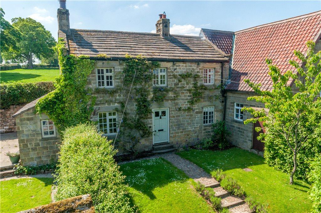 5 Bedrooms Unique Property for sale in Glebe Cottage, Sawley, Ripon, North Yorkshire