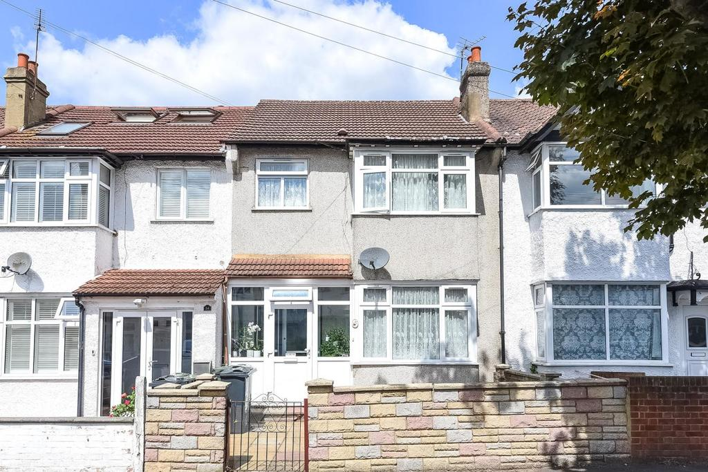 3 Bedrooms Terraced House for sale in Donnybrook Road, Streatham, SW16