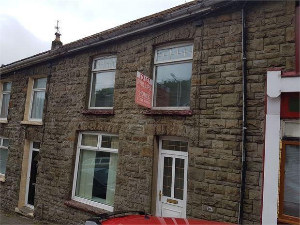 2 Bedrooms Terraced House for rent in Wern Street, Clydach, Tonypandy, Rhondda Cynon Taff. CF40 2BN