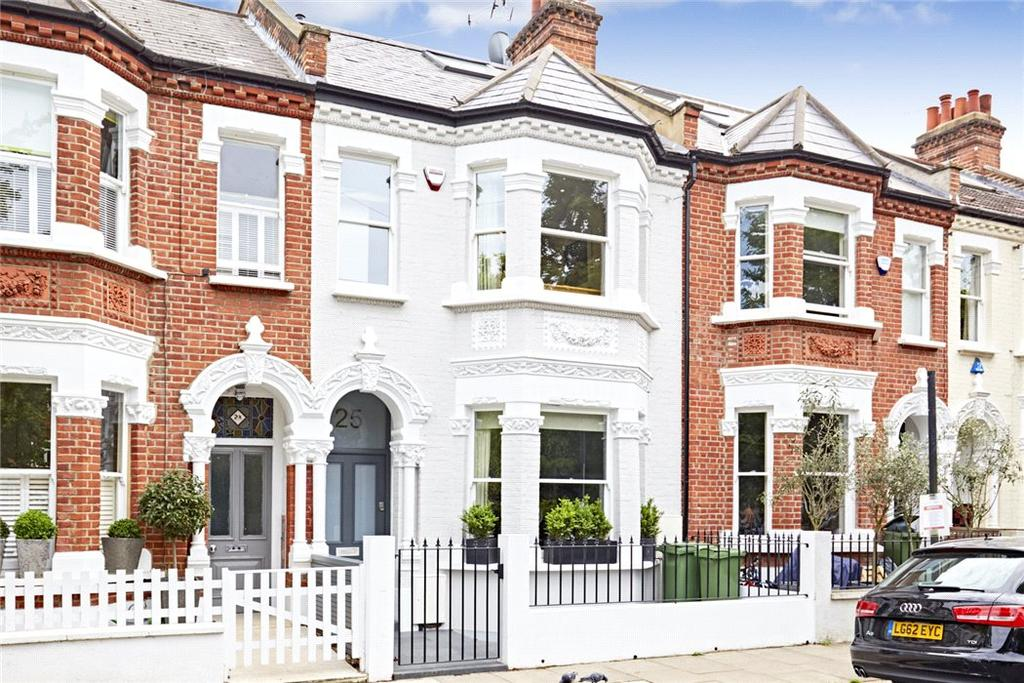 5 Bedrooms House for sale in Clancarty Road, London, SW6