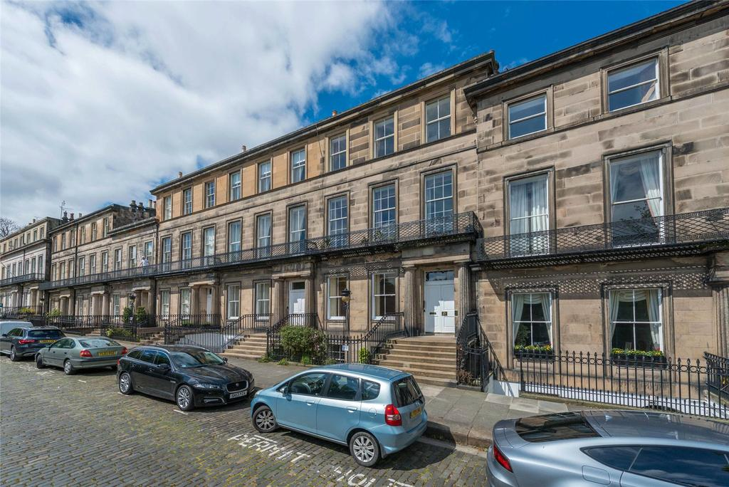 3 Bedrooms Apartment Flat for sale in Regent Terrace, Edinburgh, Midlothian