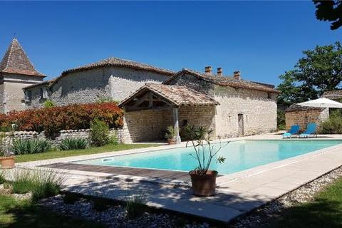 5 bedroom detached house  - Superb Home With Guest Ho, Cahuzac Sur Vere, Tarn