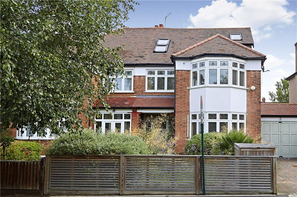 4 Bedrooms Semi Detached House for sale in Shelbury Road, East Dulwich, London, SE22