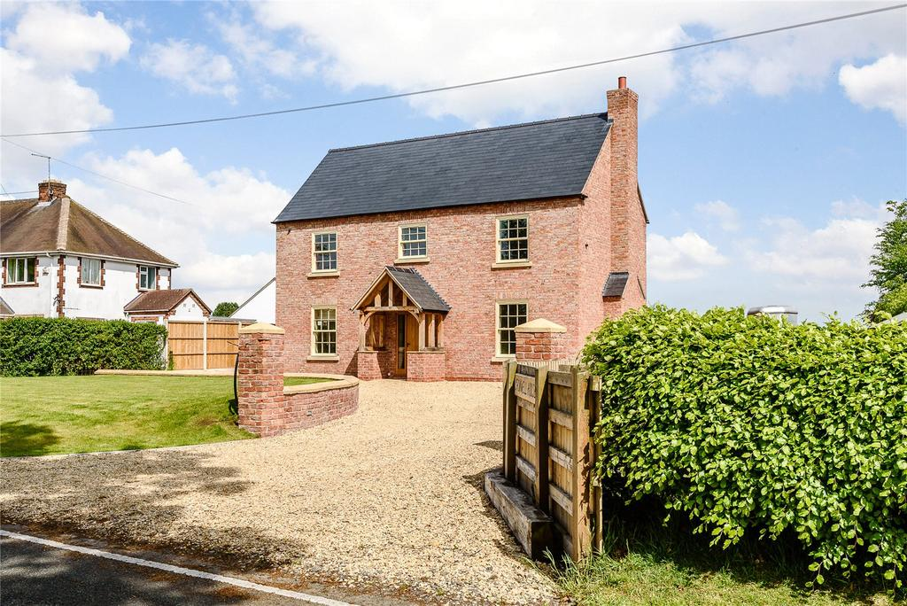 4 Bedrooms Detached House for sale in Hodnet, Shropshire