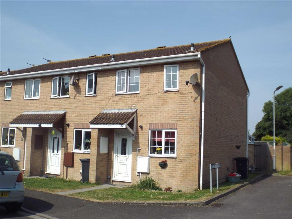 2 Bedrooms End Of Terrace House for sale in Cunningham Road, Burnham On Sea