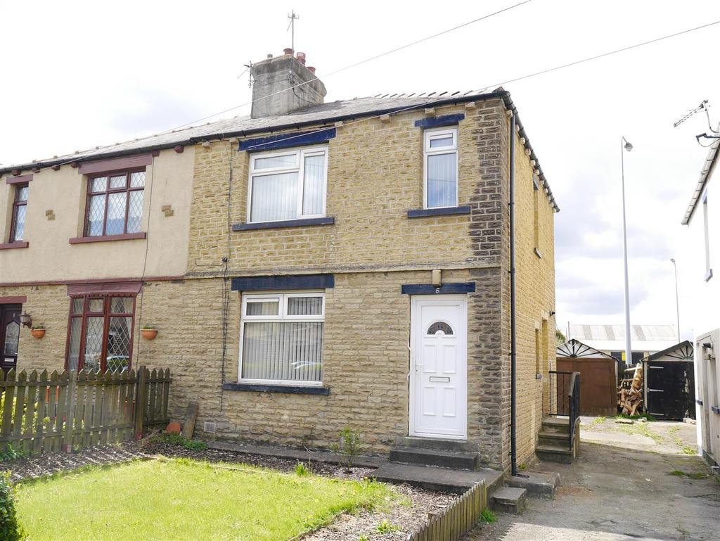 3 Bedrooms Semi Detached House for sale in Bela Avenue, Dudley Hill, Bradford, BD4