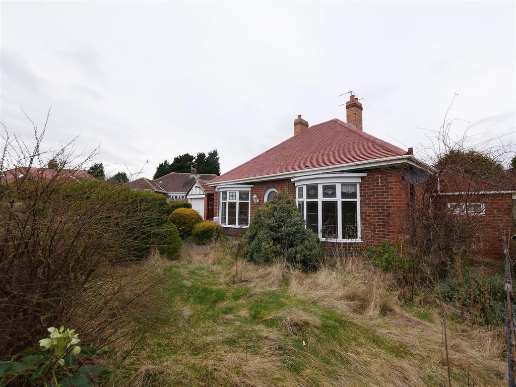 2 Bedrooms Detached Bungalow for sale in Westfield Court, High Barnes, Sunderland