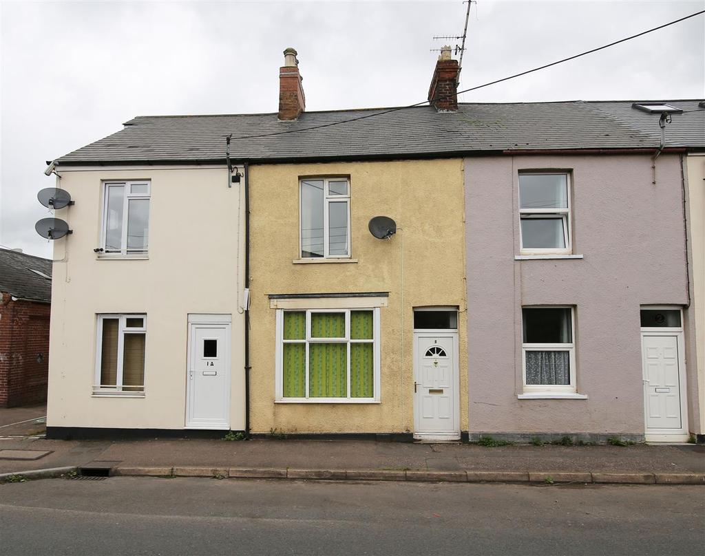 2 Bedrooms House for sale in Blundells Road, Tiverton