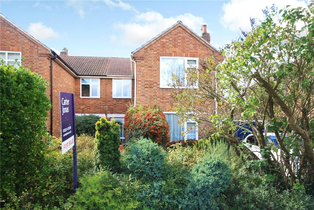 4 Bedrooms Semi Detached House for sale in Metcalfe Road, Cambridge, CB4