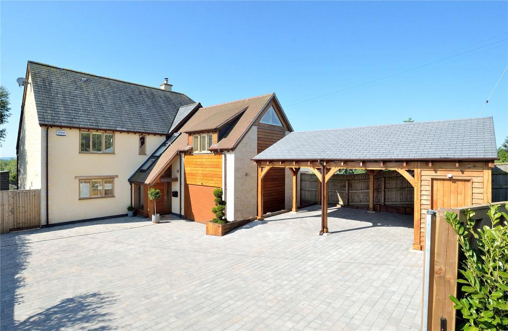 4 Bedrooms Detached House for sale in Stour Row, Shaftesbury, Dorset