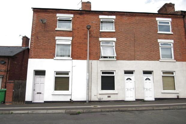 3 Bedrooms End Of Terrace House for sale in Liddington Street, Sherwood, Nottingham, NG7
