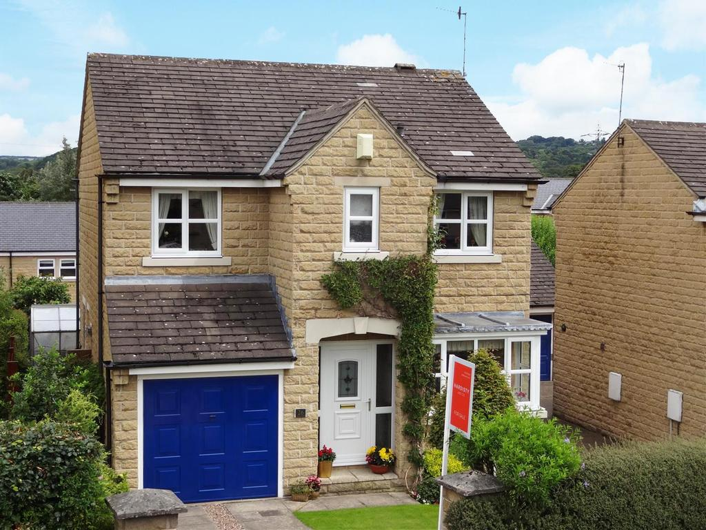 4 Bedrooms Detached House for sale in Tenterfields, Apperley Bridge, Bradford