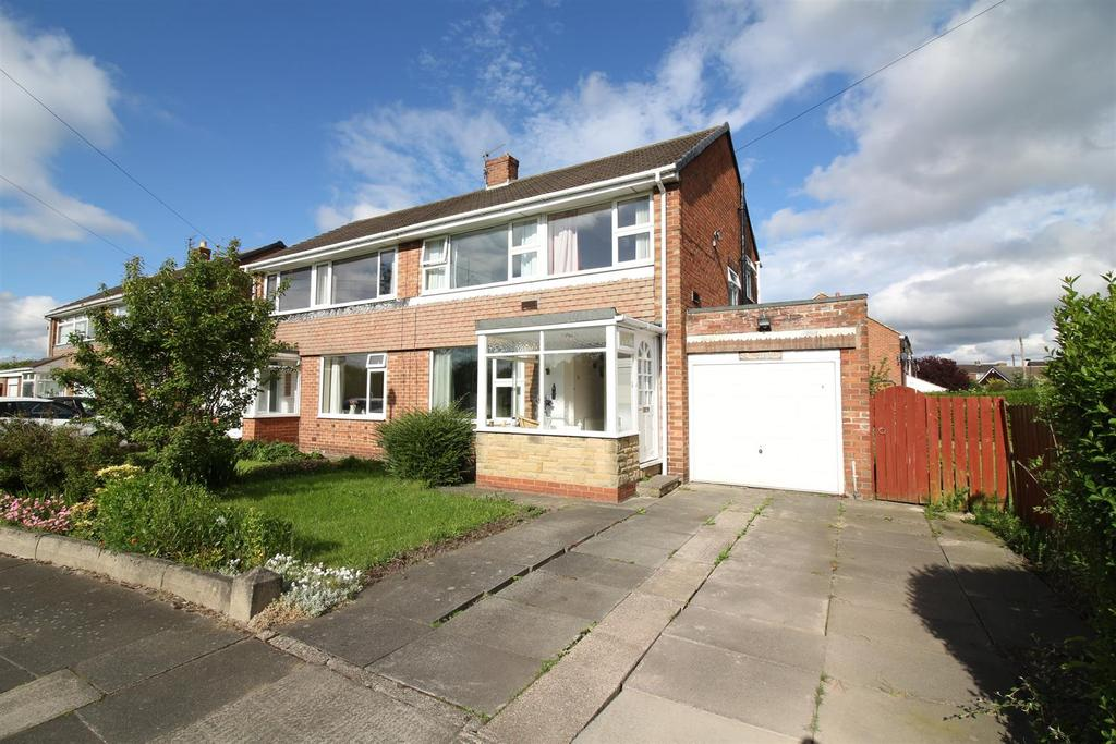 3 Bedrooms House for sale in Cranwell Drive, Wideopen, Newcastle Upon Tyne