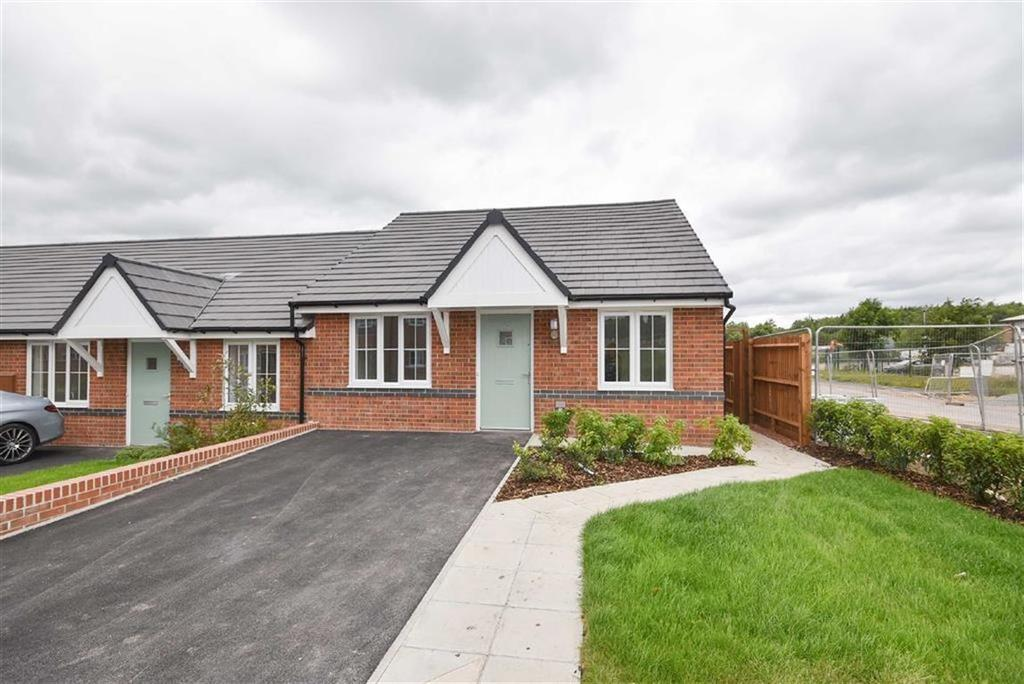2 Bedrooms Terraced Bungalow for sale in Orchard Drive, Cotgrave