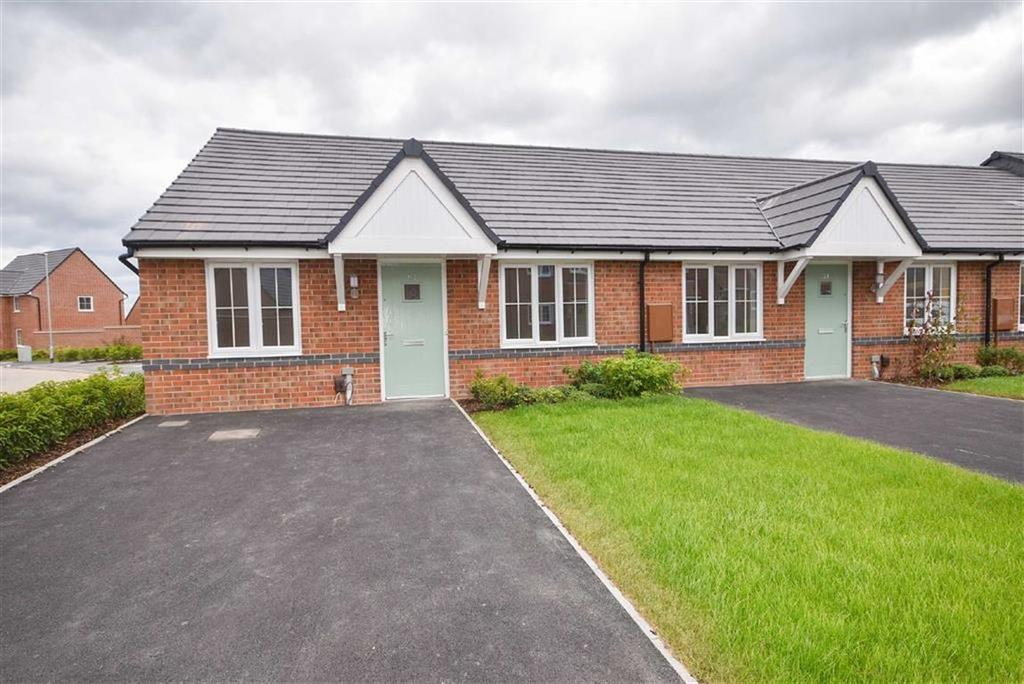 2 Bedrooms Semi Detached Bungalow for sale in Orchard Drive, Cotgrave