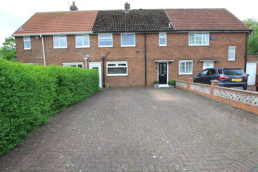 2 Bedrooms Terraced House for sale in Butler Road, Newton Aycliffe