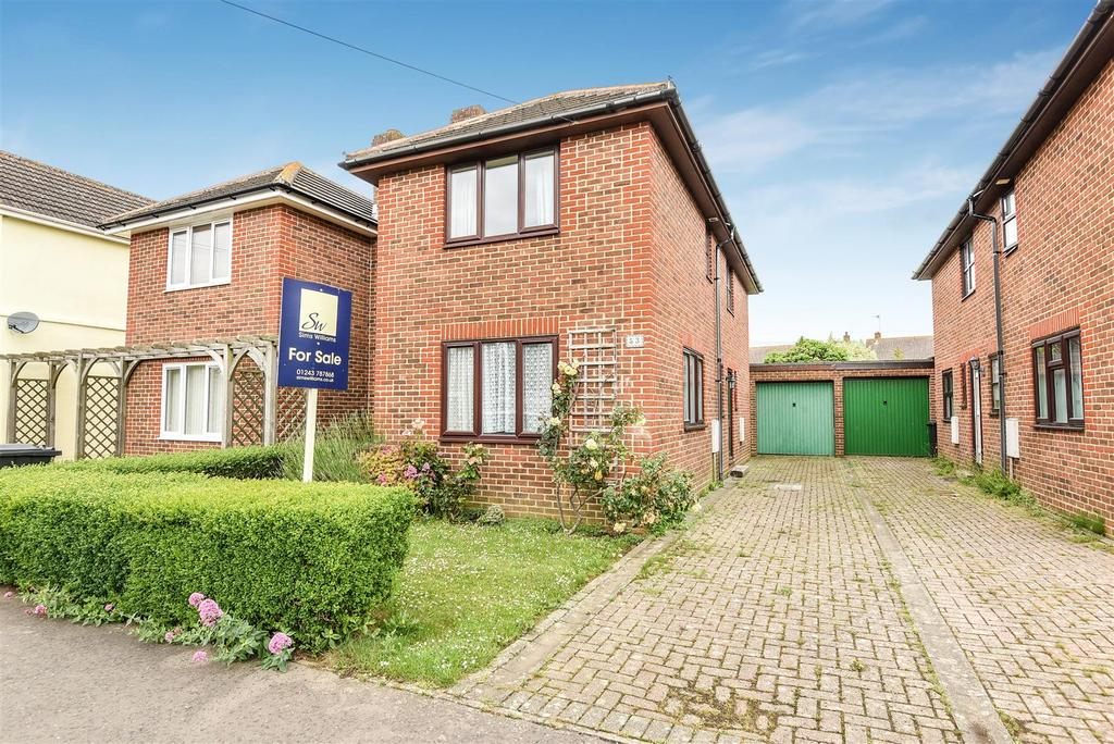 3 Bedrooms Detached House for sale in Williams Road, Bosham