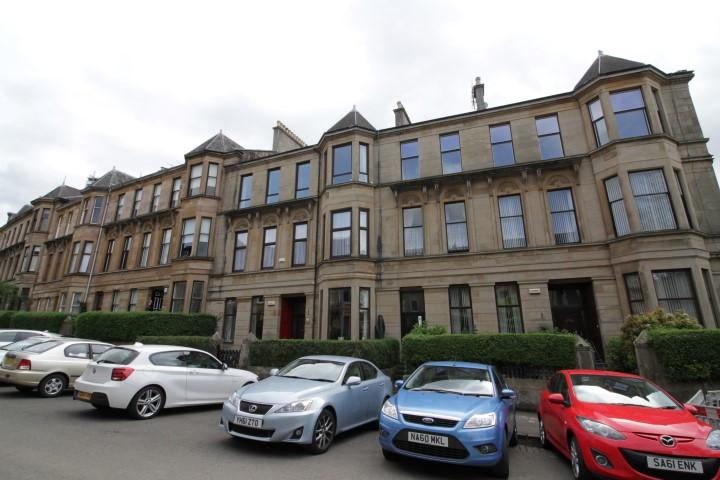 4 Bedrooms Flat for sale in 13 Broomhill Avenue, Broomhill, G11 7AE