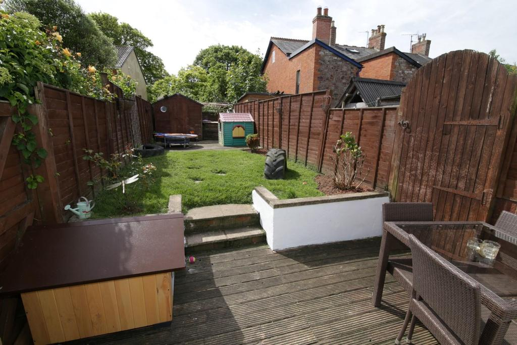 2 Bedrooms Terraced House for sale in Water Lane, Tiverton