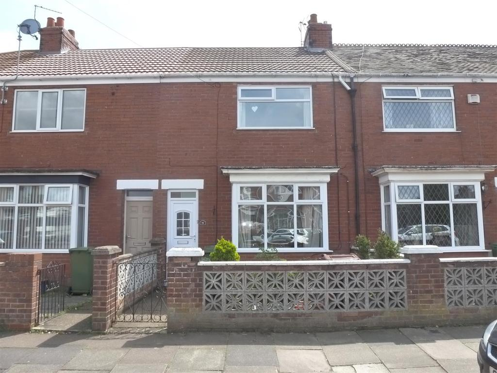2 Bedrooms Terraced House for sale in George Street, Cleethorpes
