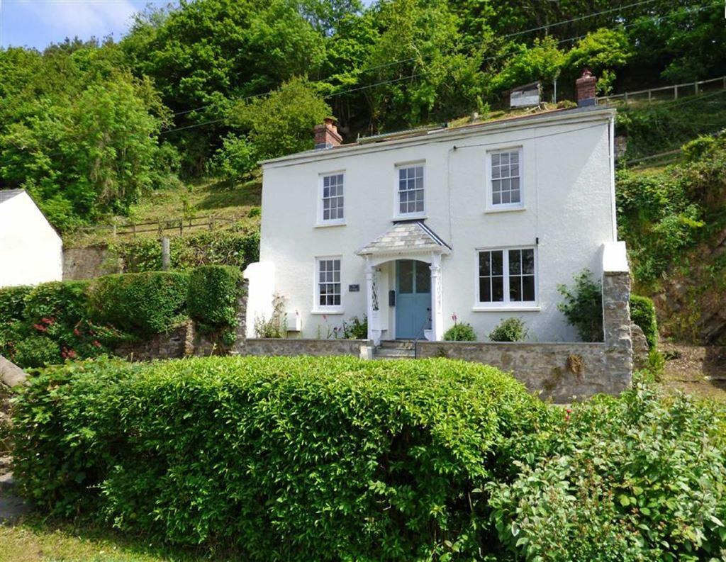 3 Bedrooms Detached House for sale in Weare Giffard, Bideford, Devon, EX39