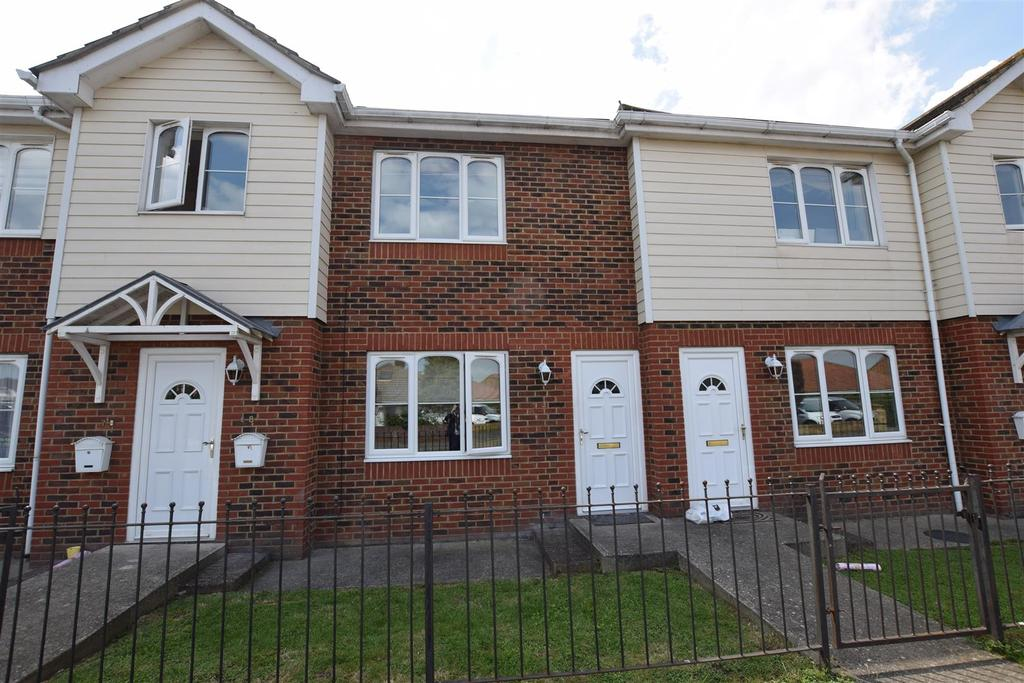 2 Bedrooms Apartment Flat for sale in church Terrace Linden Way, Canvey Island