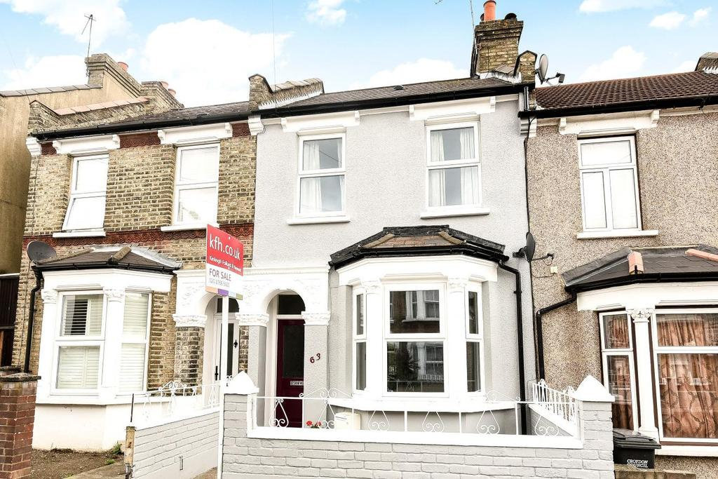 2 Bedrooms Terraced House for sale in Crowther Road, South Norwood, SE25