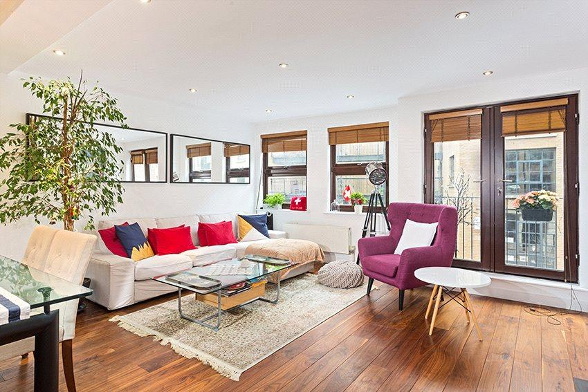 3 Bedrooms Flat for sale in Wapping Wall, Wapping, London, E1W