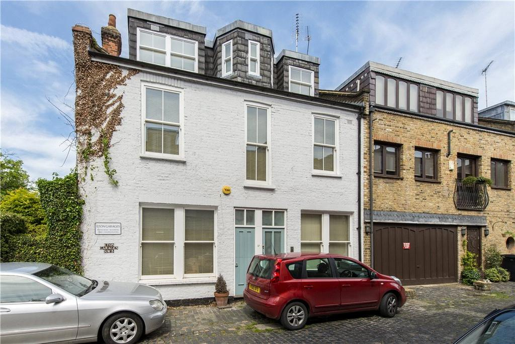 3 Bedrooms Maisonette Flat for sale in Eton Garages, Lambolle Place, Belsize Park, London, NW3