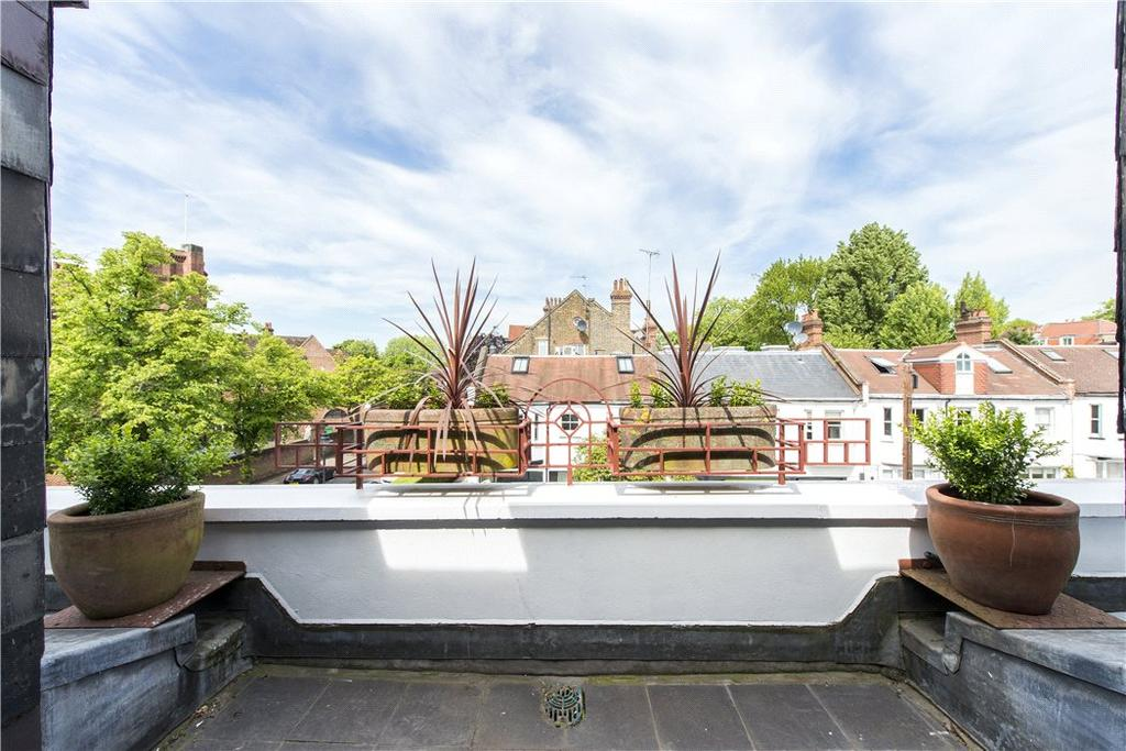 3 Bedrooms Maisonette Flat for sale in Eton Garages, Lambolle Place, Belsize Park, London, NW3