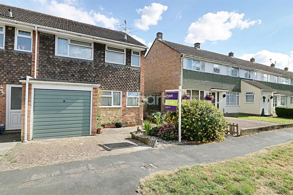 3 Bedrooms End Of Terrace House for sale in Stour Walk, Greenmeadow, Swindon