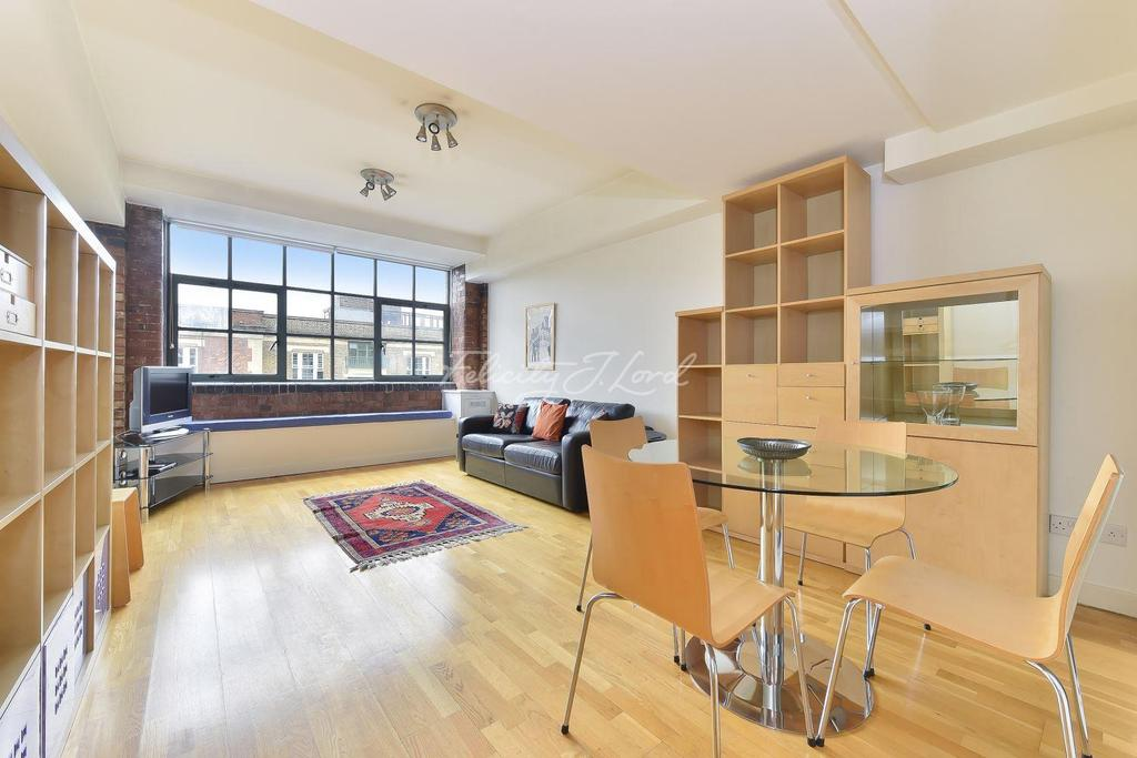 1 Bedroom Flat for sale in Boss House, Boss Street, SE1