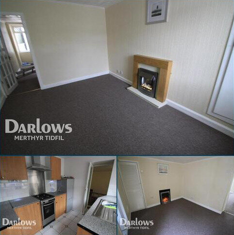 2 bedroom terraced house to rent - High Street, Dowlais Top