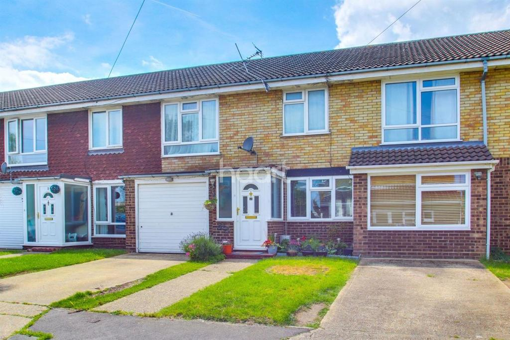 3 Bedrooms Terraced House for sale in Church Way, Hadleigh