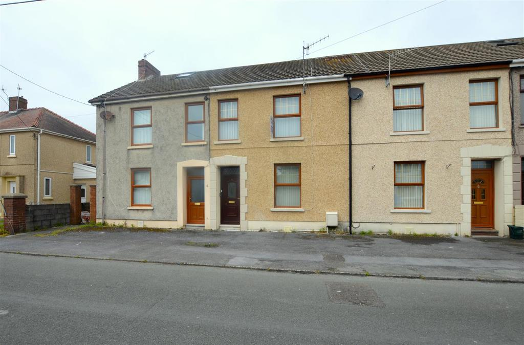 2 Bedrooms Terraced House for sale in Morlan Terrace, Burry Port