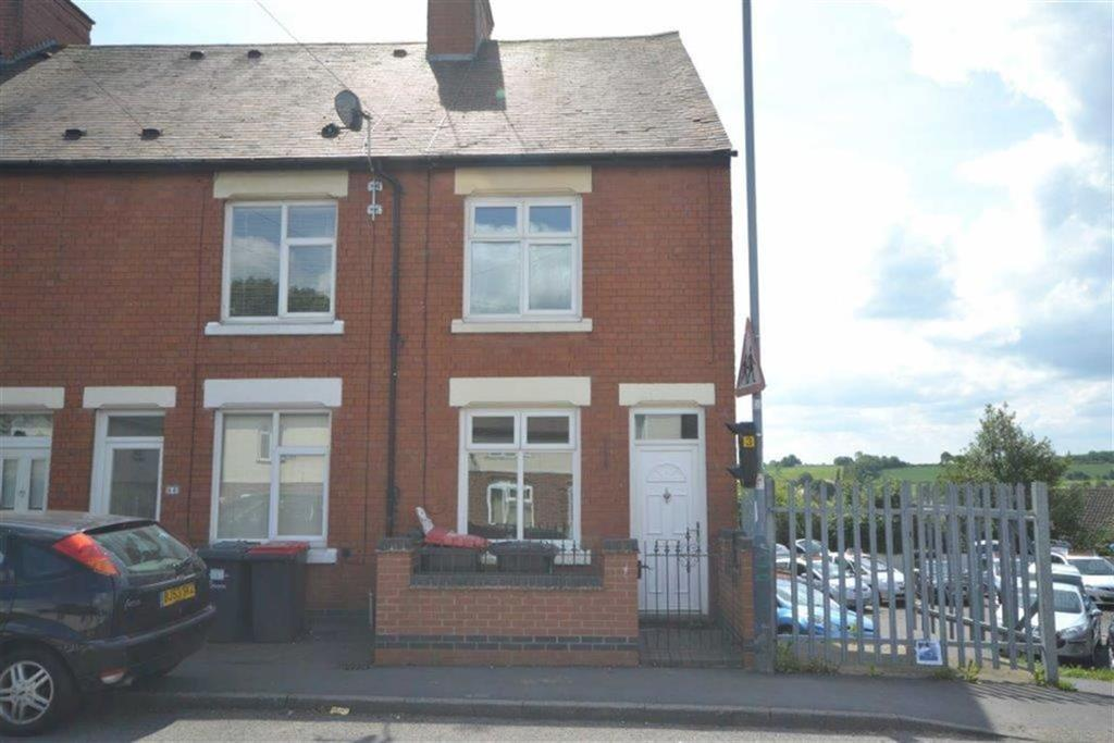 2 Bedrooms End Of Terrace House for sale in Victoria Road, Hartshill, Nuneaton