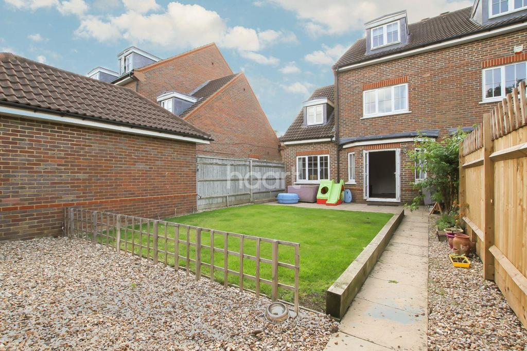 5 Bedrooms Semi Detached House for sale in West Side- AL8