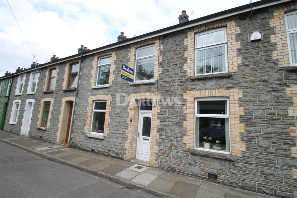 3 Bedrooms Terraced House for sale in Martins Terrace, Abercynon